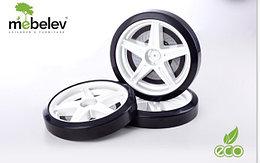 Объемные пластиковые колеса для серии UNO (комп. 2 шт.)