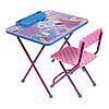 Детский стол и стул Ника Рапунцель от 1,5 до 3 лет