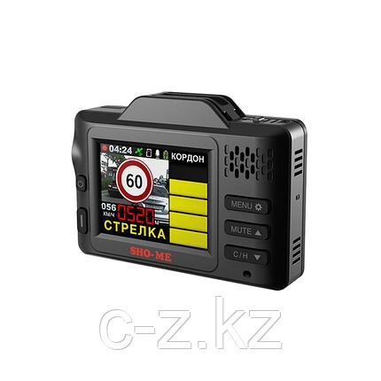 Видеорегистратор с радар-детектором SHO-ME Combo SMART Signature, фото 2