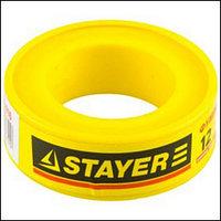 "Фумлента STAYER ""MASTER"", плотность 0,16 г/см3, 0,075ммх12ммх10м"