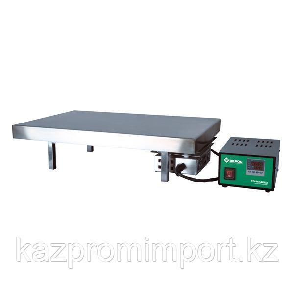 Плита нагревательная ES-HА4060 (нерж.сталь)