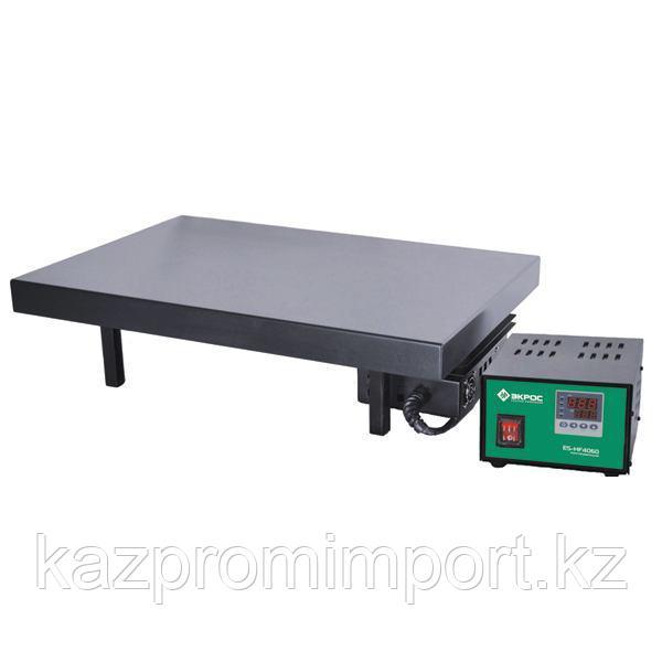 Плита нагревательная ES-HF4060 (фторопласт)