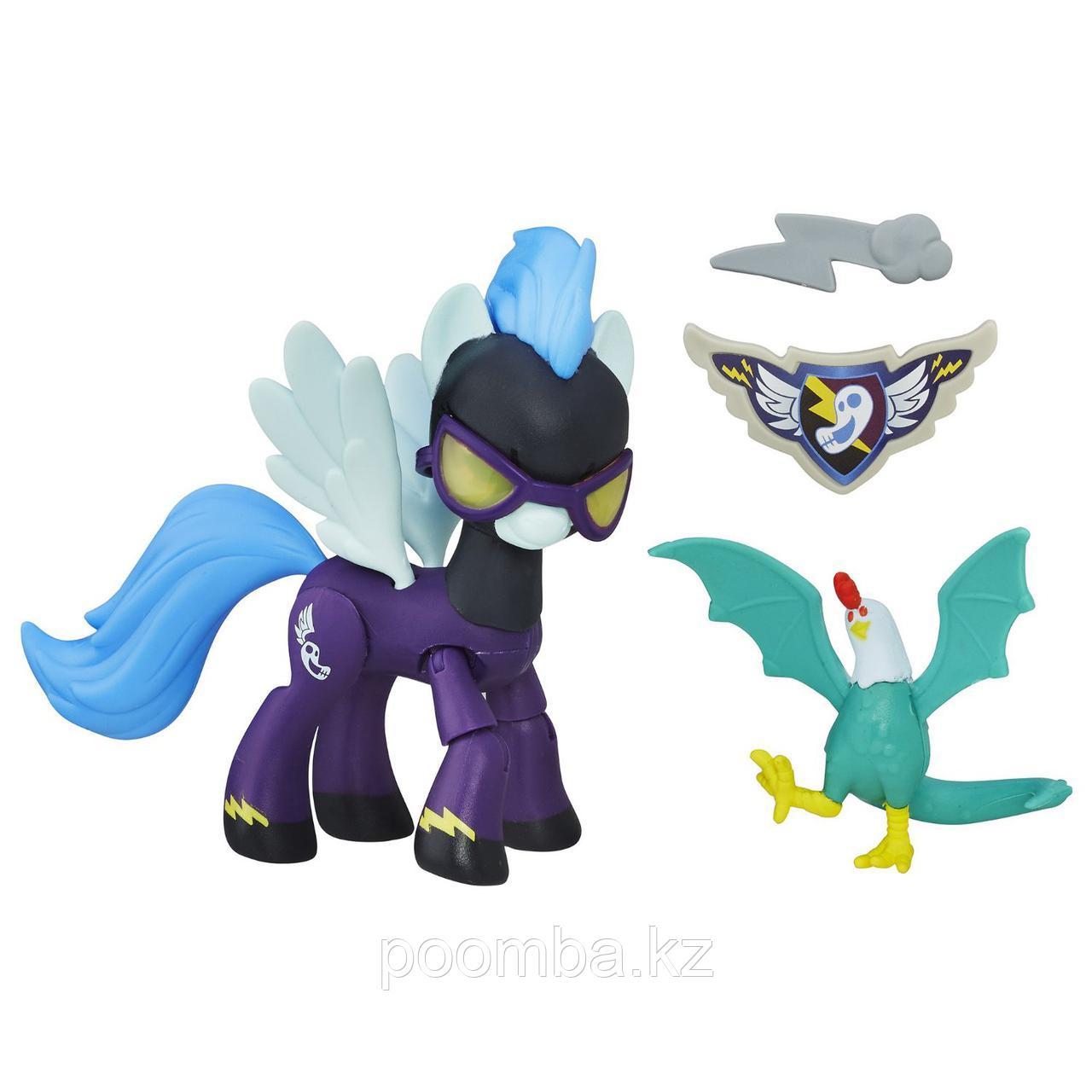 My Little Pony Shadowbolts с артикуляцией