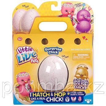Интерактивный цыпленок Little Live Pets в яйце