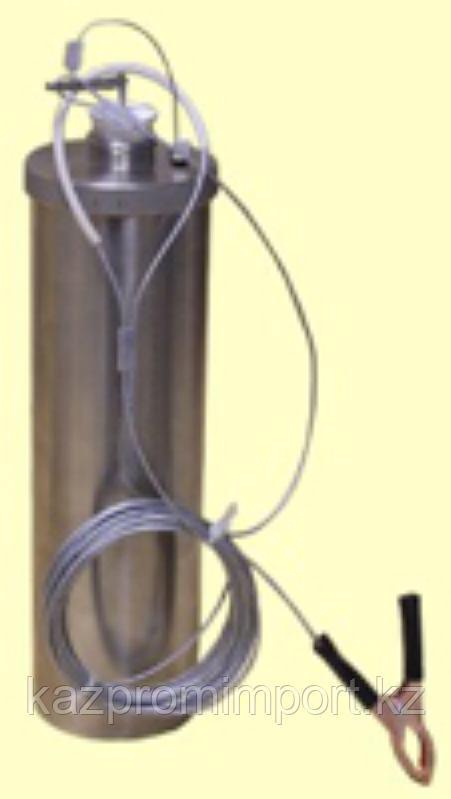 """Пробоотборник ПЭ-1630 исполнение """"Б""""  с тросиком 10м для отбора проб нефтепродуктов"""