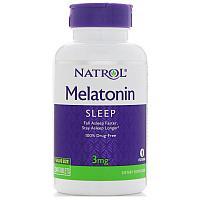 Мелатонин, 3 мг, 240 таблеток. Natrol