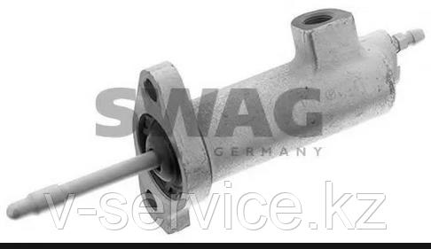 Цилиндр сцепления MERCEDES W124(рабочий)(SWAG 10 91 2268)