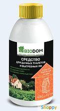 Инта-вир средство для дачных туалетов и выгребных ям 0,5л