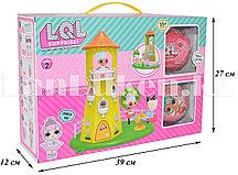 Игровой нaбор LOL Surprise 2 куклы (серия 2) и замок