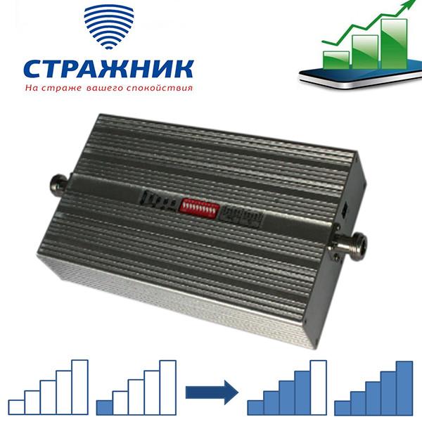 Усилитель сотового сигнала, Стражник GSM-900, 1000м2