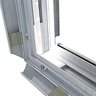 Базовый короб 50мм для светового короба с установкой клик рамки, фото 2
