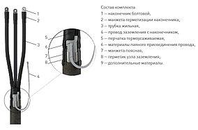 Концевая термоусаживаемая муфта КВ(Н)ТП- 1