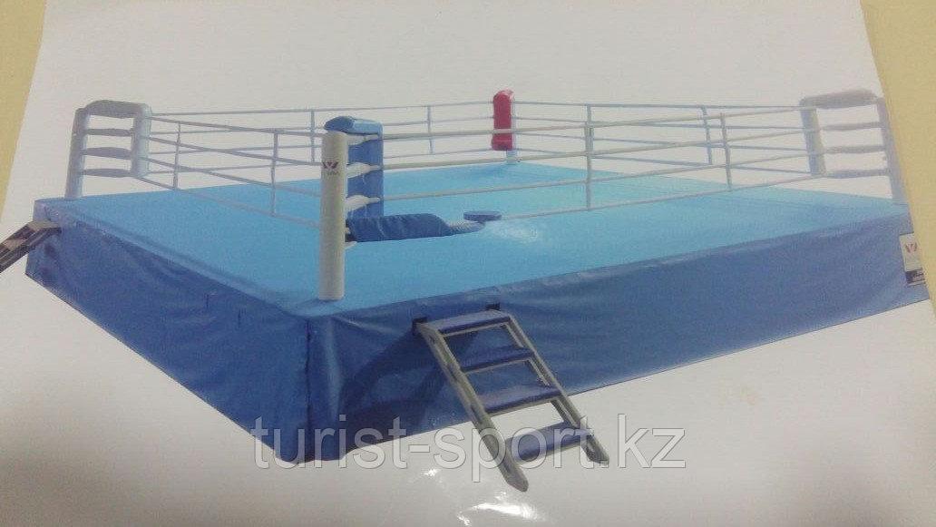 Ринг олимпийский Wesing Aiba 7.8 х 7.8 м х 1 м.