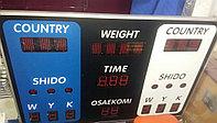 Спортивное табло для дзюдо