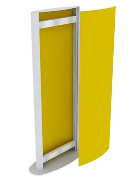 Системы алюминиевых профилей для стел