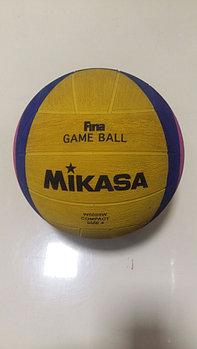 Мяч волейбольный Mikasa желтый