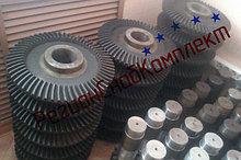 Запасные части к электровозам 7КР, К10, К14, К14м