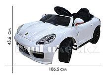 Детский электромобиль Porsche с mp3 проигрывателем