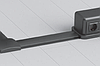 DKC Адаптер напольного канала 50х12 мм, белый