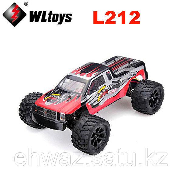 Радиоуправляемая машина WLToys Truggy L212B Pro