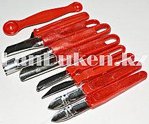 Набор ножей для карвинга (резьба по овощам) 9 предметов