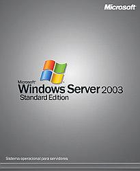 Настройка компьютера Windows 2003 Server