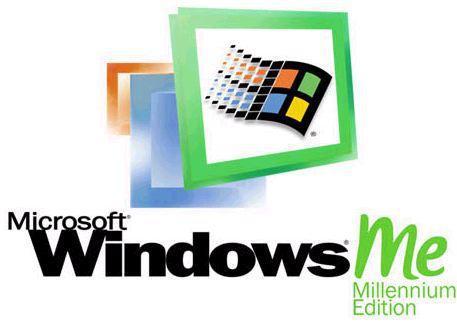 Установка и настройка Windows Me