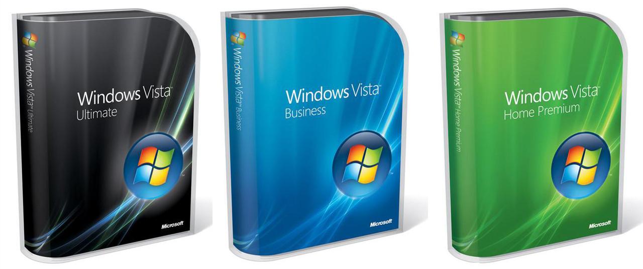 Настройка компьютера Windows Vista
