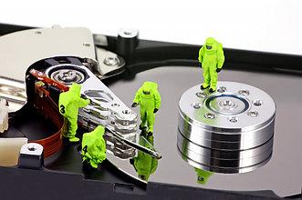 Восстановить форматирование диска
