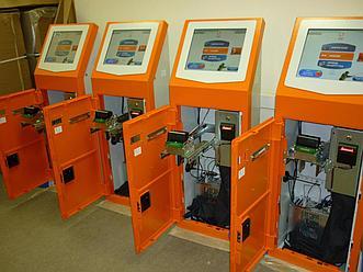 Ремонт системных блоков терминалов