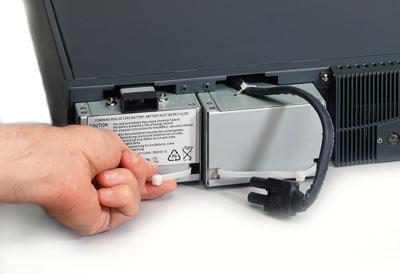 Замена аккумуляторов на UPS