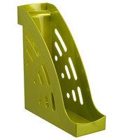 Лоток вертикальный ТОРНАДО зеленый GLOSS