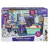 "Hasbro My Little Pony Equestria Girls Minis Игровой набор ""Директор Селестия"" , фото 1"