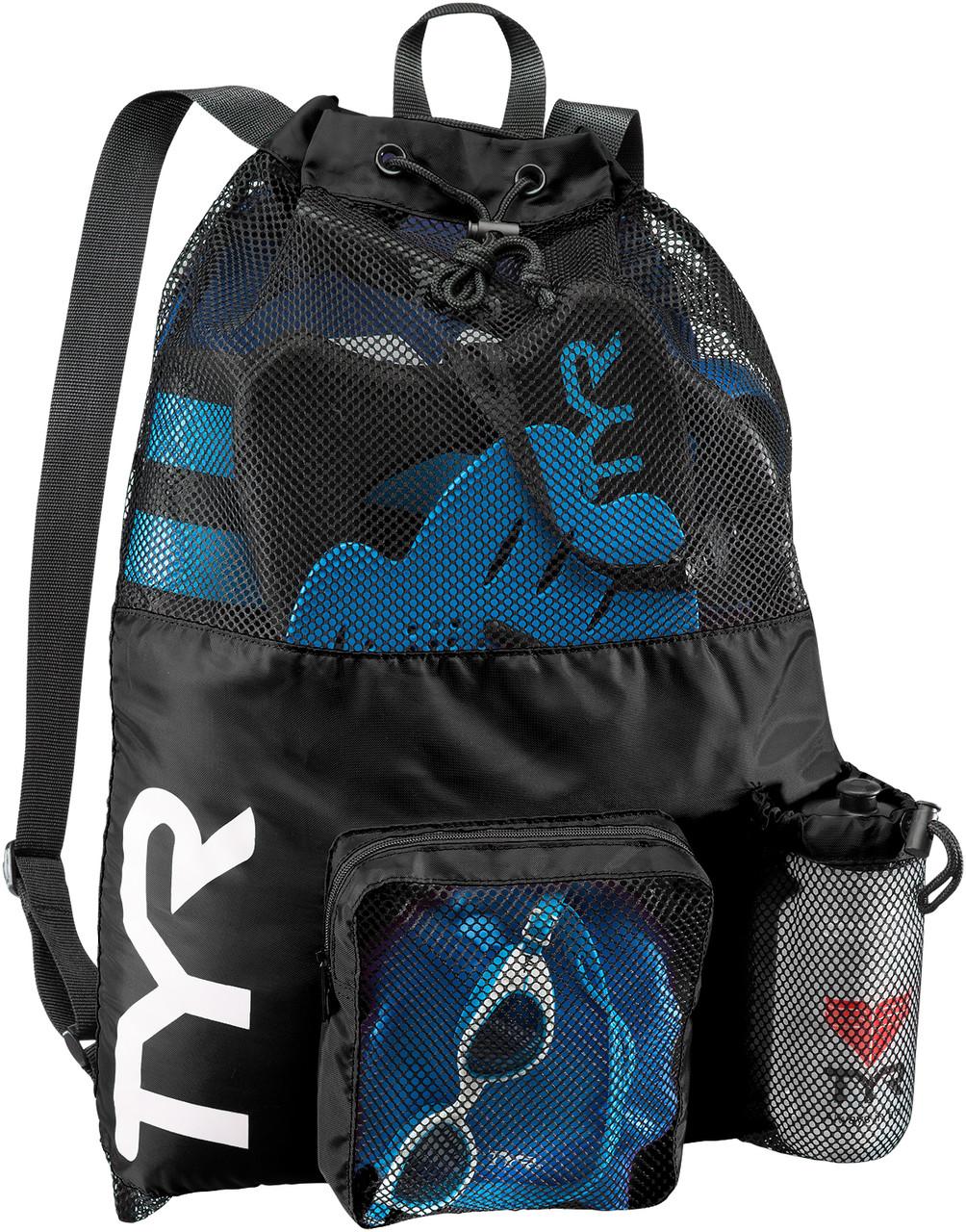 Рюкзак для аксессуаров TYR Big Mesh Mummy Backpack 001