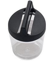 Подставка для скрепок магнитная черная Стамм