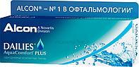 Однодневные линзы Deilies Aqua Comfort (30 блистеров)