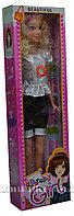 Детская музыкальная кукла 75 см Personality Girl 536B