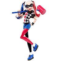 Кукла DC Super Hero Girls Супергероини Харли Квинн 30см, фото 1