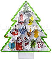 "Набор форм для выпечки ""Merry Christmas"""