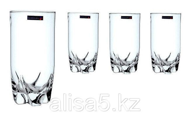 Lisbonne стаканы высокие 330 мл. 3 шт, уп.