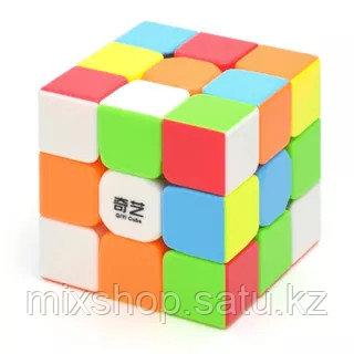 Кубик рубика Воин QiYi 3x3 Без наклеек(СКОРОСТНОЙ)