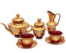 Чайный сервиз из муранского стекла