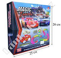 Светящаяся дорога Magic Tracks Тачки (166 деталей дороги)