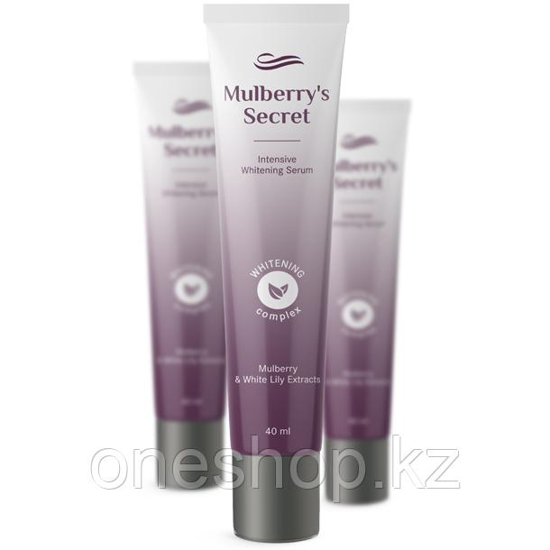 Mulberry's Secret отбеливающая сыворотка - фото 2