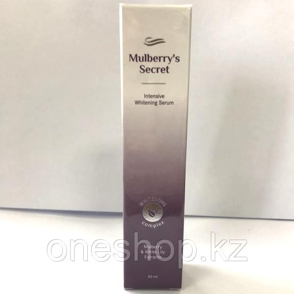 Mulberry's Secret отбеливающая сыворотка - фото 3