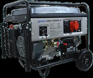 Трехфазный бензиновый генератор DEMARK DMG 7500 FE 3