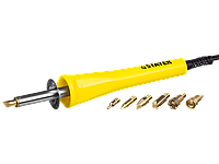 Пирограф прибор для выжигания по дереву STAYER 45225, MASTER, с набором насадок, 6 шт.