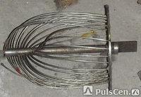 Венчик прутковый для универсального привода (УКМ) насадка МВ-25