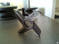 Нож крестовой  114х29, посадочное , фр