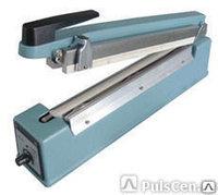 Запаиватель пакетов ручной, импульсный FS-500С со встроенным ножом